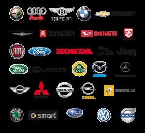 Auto Marken bei Autoankauf-Bundesweit.at